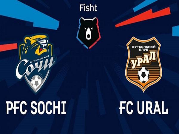 Nhận định Sochi vs Ural – 23h00 09/08, VĐQG Nga