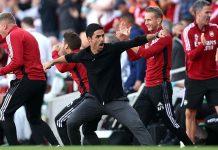 KQBD Arsenal 3-1 Tottenham: Blitz chiến thắng đáng nhớ