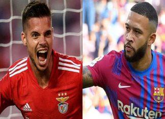Nhận định, Soi kèo Benfica vs Barcelona, 02h00 ngày 30/9 - Cup C1