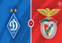 Nhận định tỷ lệ Dynamo Kiev vs Benfica, 02h00 ngày 15/9 - Cup C1